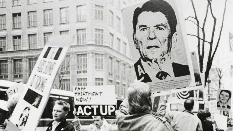 Ronald Reagan and the AIDS crisis