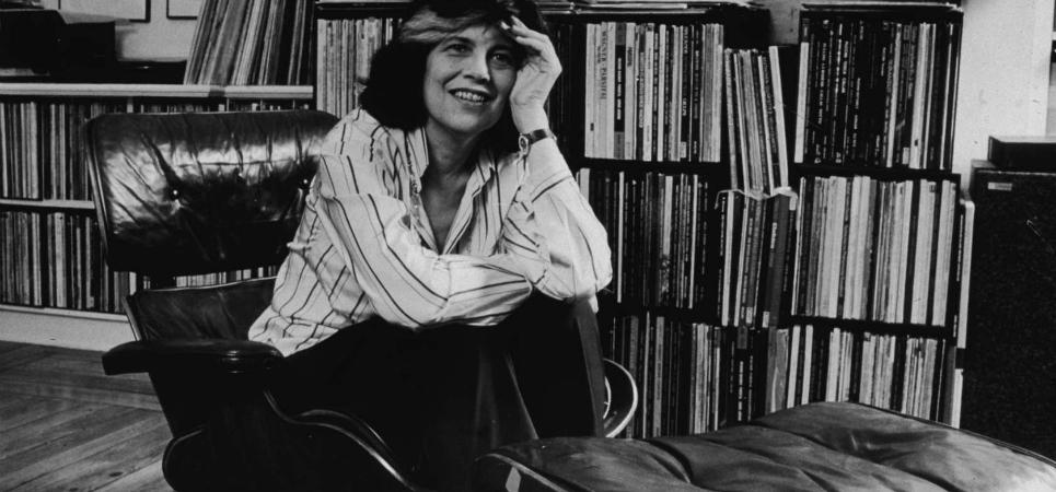 Susan Sontag