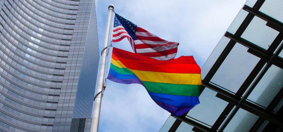 US LGBTQ population