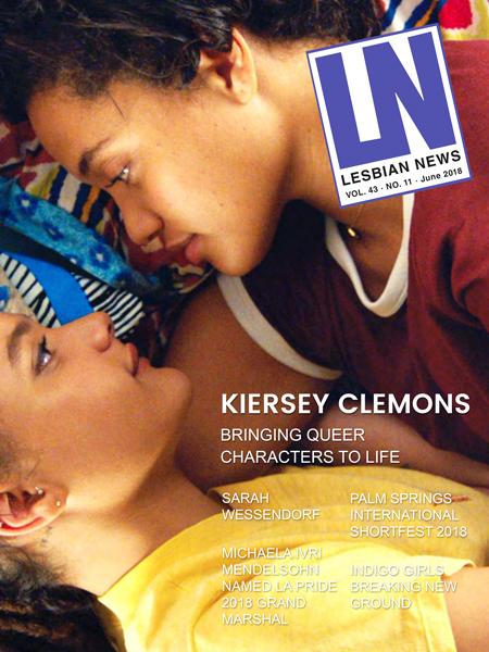 Lesbian News June 2018 Issue