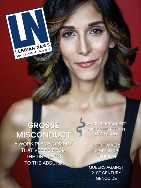 Lesbian News July 2018 Issue