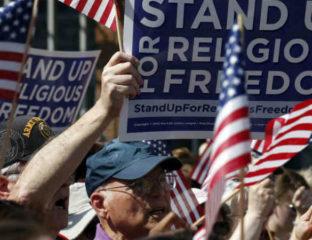 Religious freedom laws