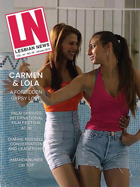 Lesbian News January 2019 Issue
