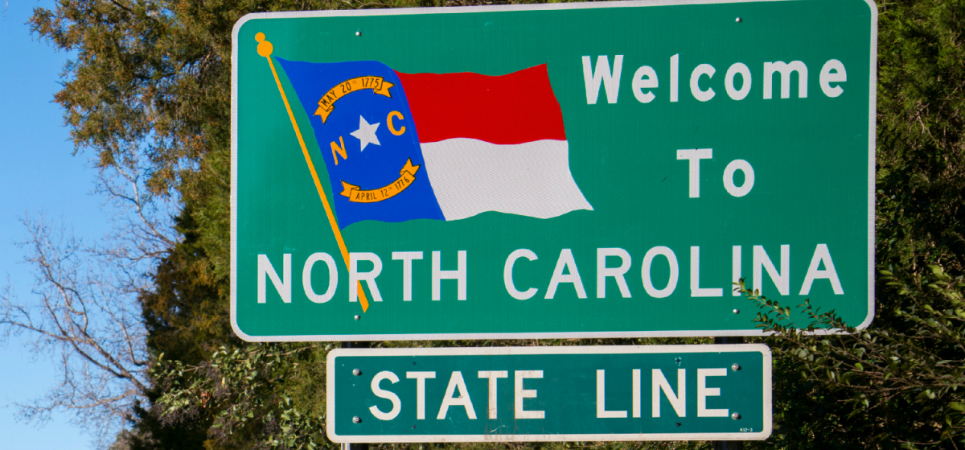 State Equality Index - North Carolina