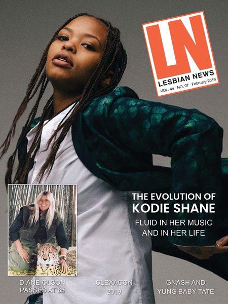 Lesbian News February 2019 Issue