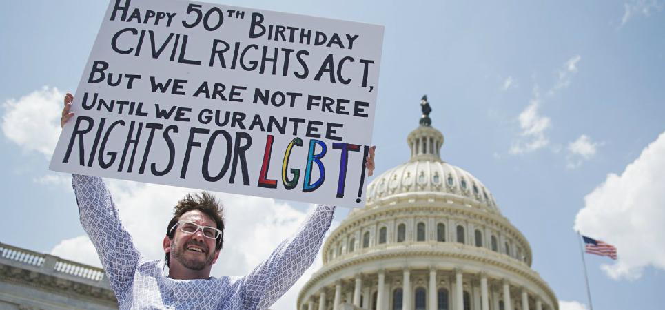 LGBT Equality Act