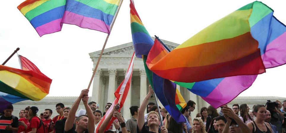 Public perception of LGBTQ rights