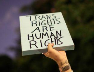 Transgender healthcare rollback