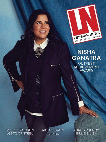 Lesbian News July 2019 Issue