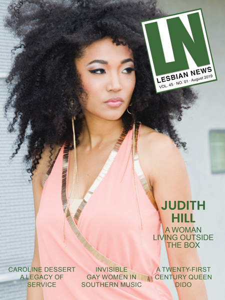 Lesbian News August 2019 Issue