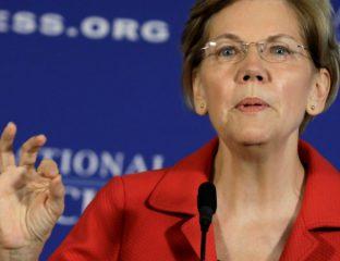 Elizabeth Warren presidential candidate
