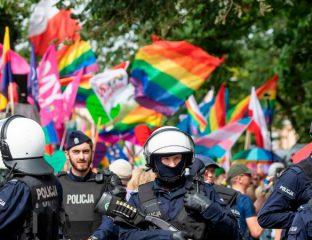 Global LGBT violence
