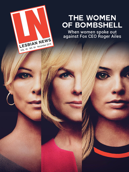 Lesbian News November 2019 Issue