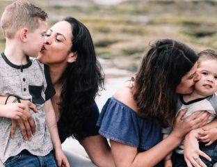 UK lesbian mothers