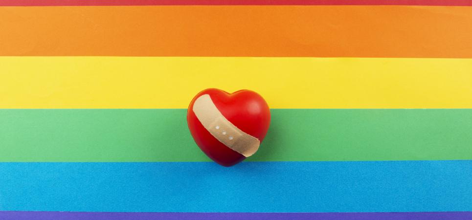 COVID-19 data on LGBTQ people