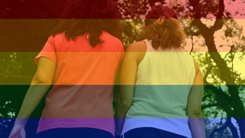 Lesbian body image
