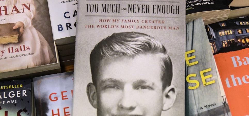 Mary Trump book