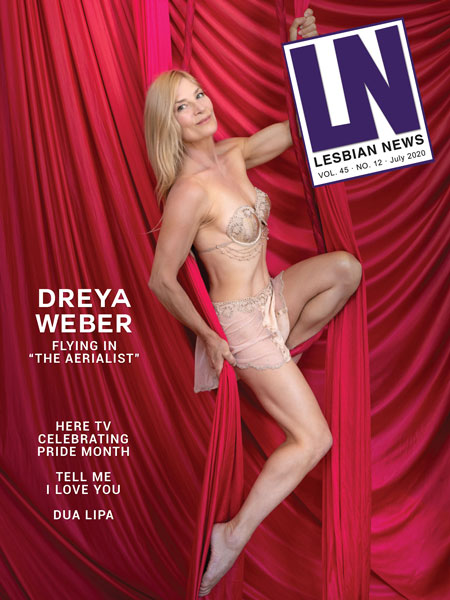 Lesbian News July 2020 Issue