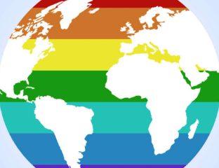 International LGBTQ acceptance