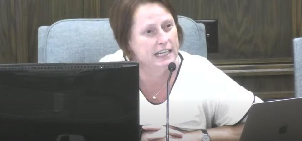North Dakota councilwoman