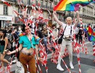 France LGBT plan