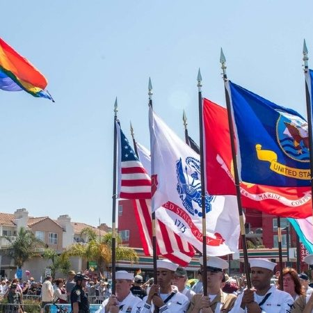 Veteran Affairs' data on LGBT military veterans not consistent