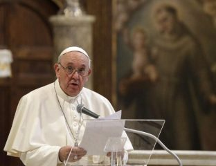 Pope Francis - Same-sex civil unions