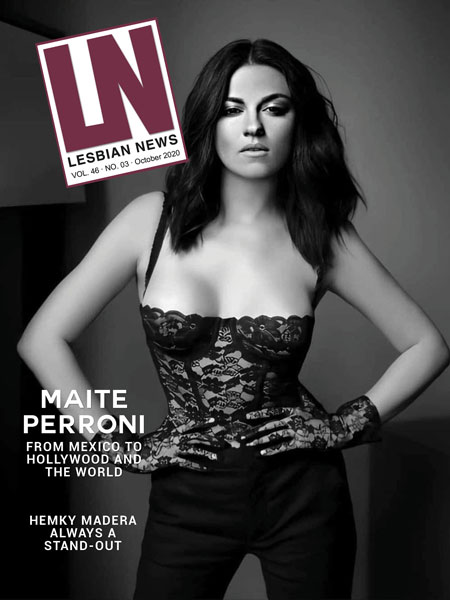 Lesbian News October 2020 Issue