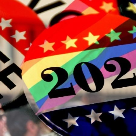 LGBT voters for Trump doubled in 2020 election