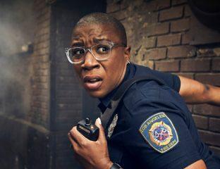 Aisha Hinds - LGBTQ actors