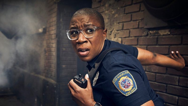 Aisha Hinds - LGBTQ actors