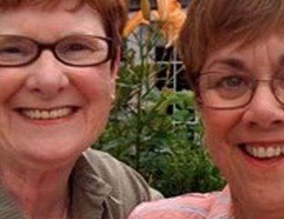Missouri lesbian couple