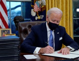 Executive order on workplace discrimination