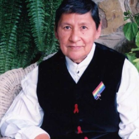 Gay rights activist Nickie Valdez and her legacy of peace