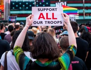 Trump transgender military ban