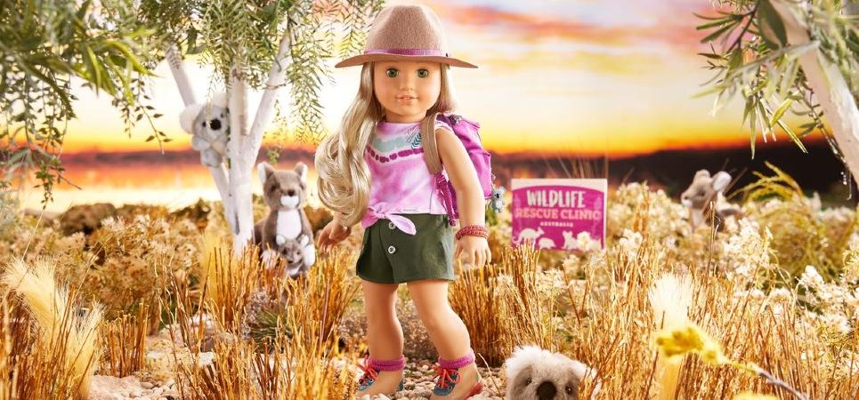 American Girl LGBT doll