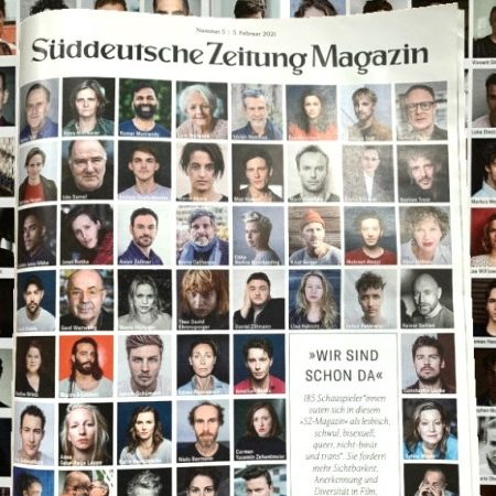German LGBT actors come out en masse to call for more diversity