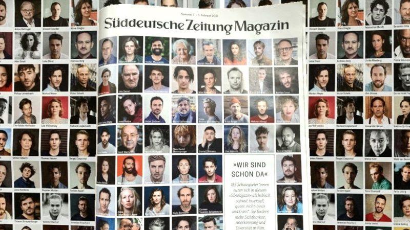 German LGBT actors