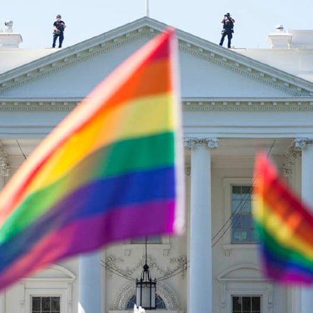 Biden signs historical global LGBT rights memo