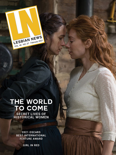Lesbian News February 2021 Issue