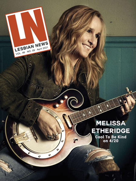 Lesbian News April 2021 Issue