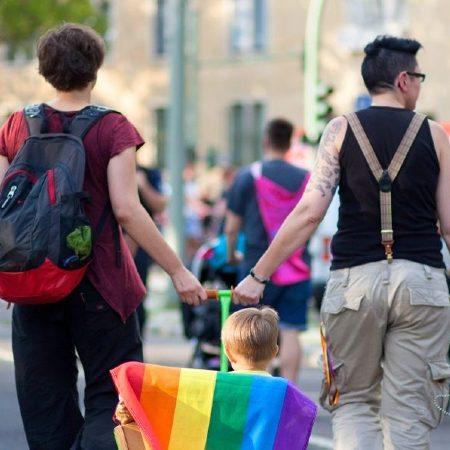 German lesbian parents go to court against civil code