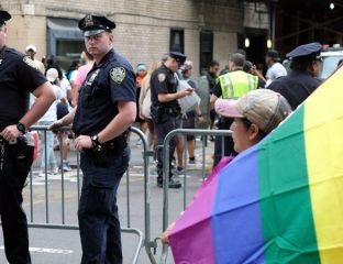 NYC Pride ban