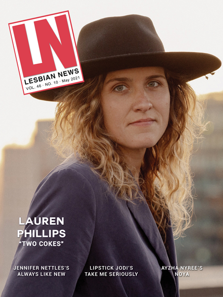 Lesbian News May 2021 Issue