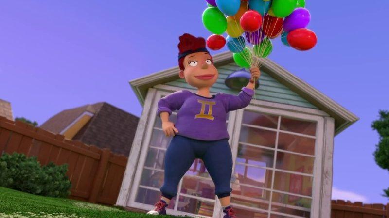 Rugrats reboot - Betty