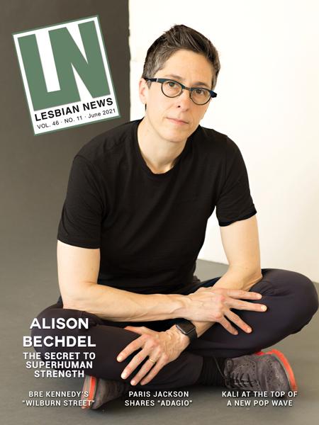 Lesbian News June 2021 Issue