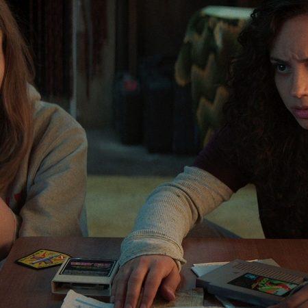A lesbian love story in Netflix's Fear Street
