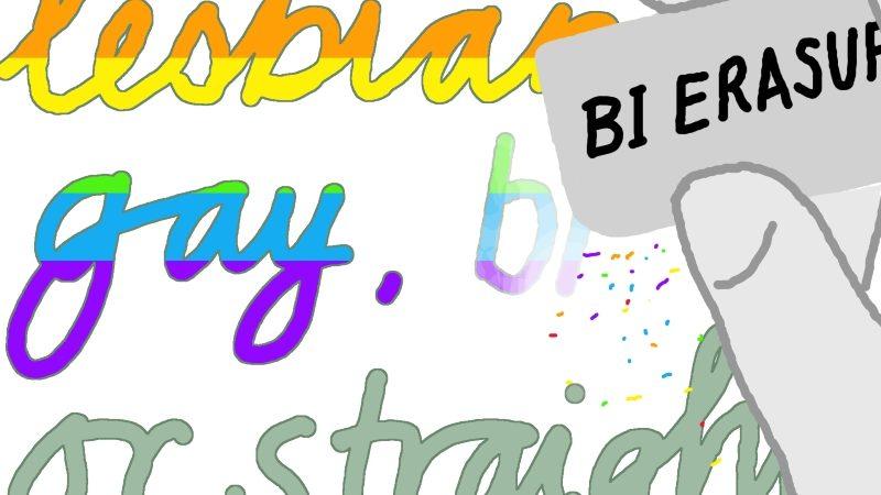 Bisexual men erasure