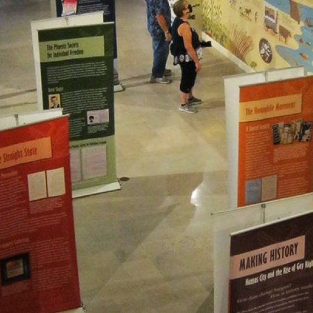 LGBT exhibit in Missouri state capitol removed after a staff complains