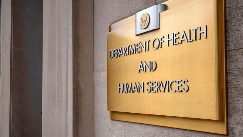 Department of Health and Human Services - Lesbian foster parent